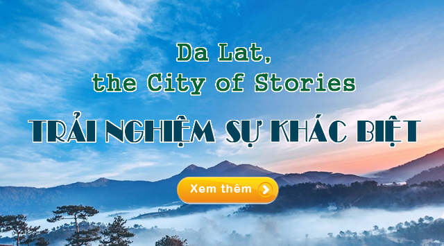 Dalat, the City of Stories